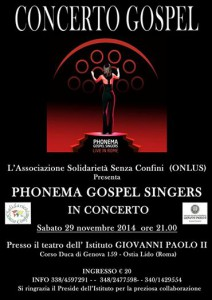 phonema gospel roma