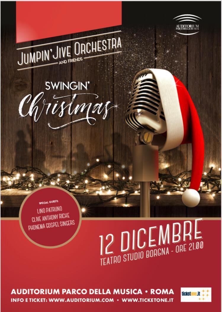 Jumpin' jive orchestra